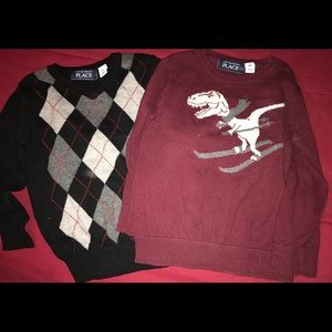 The Children's Place V Neck Sweater BUNDLE!!